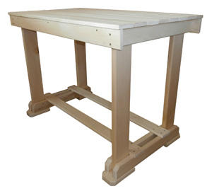 Продам стол овальный из липы